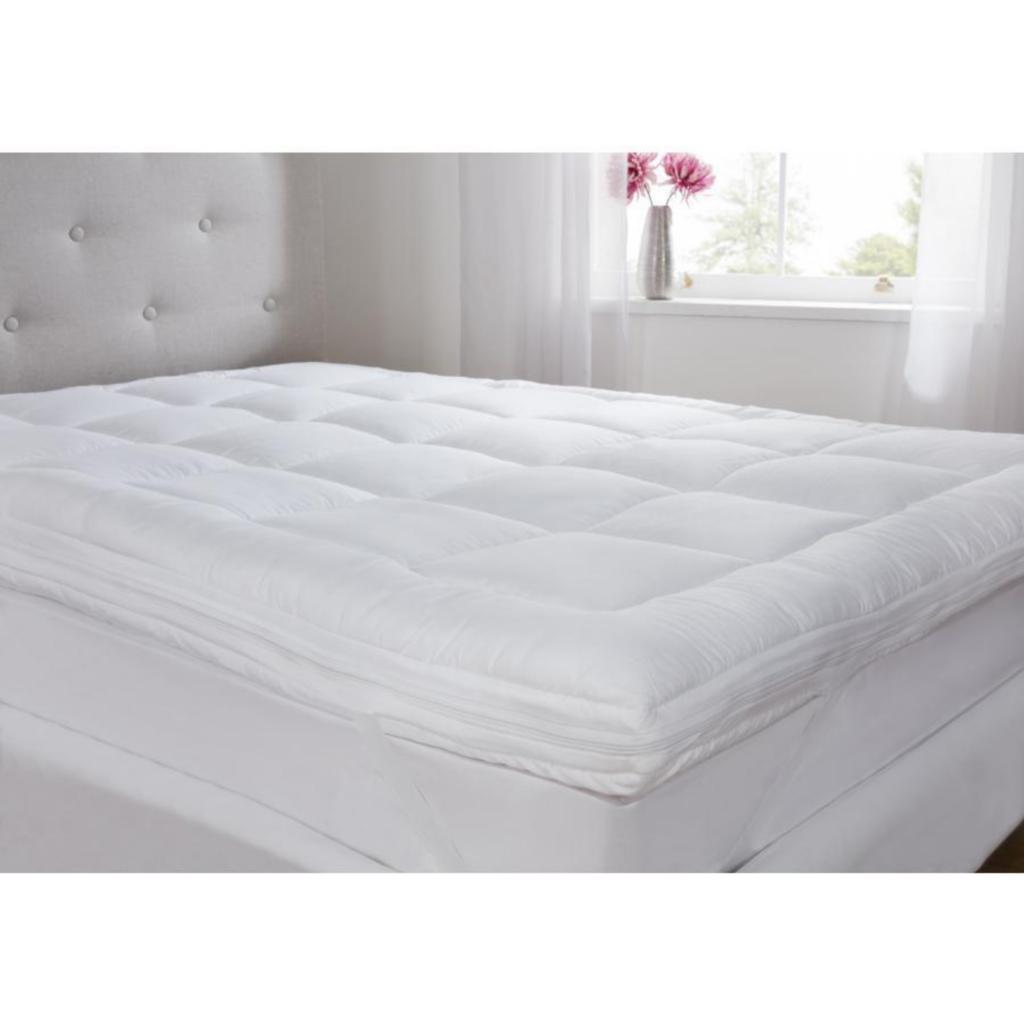 Luxury Dual Layer Mattress Topper