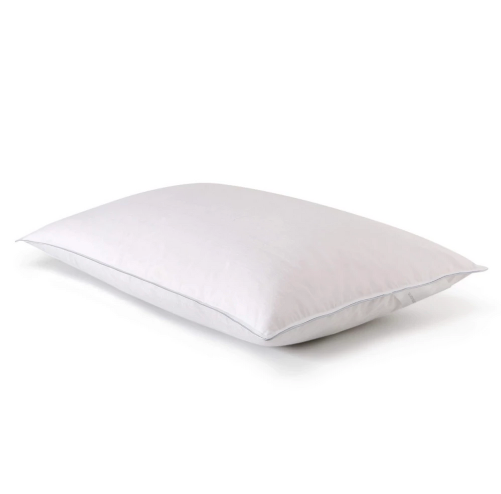 90% Hungarian Goose Down Pillow (Silver)