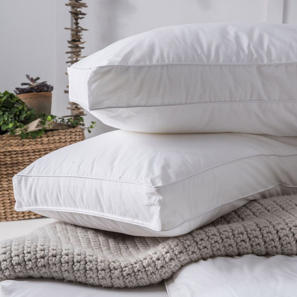 Luxury Vegan Down-Alternative Pillow