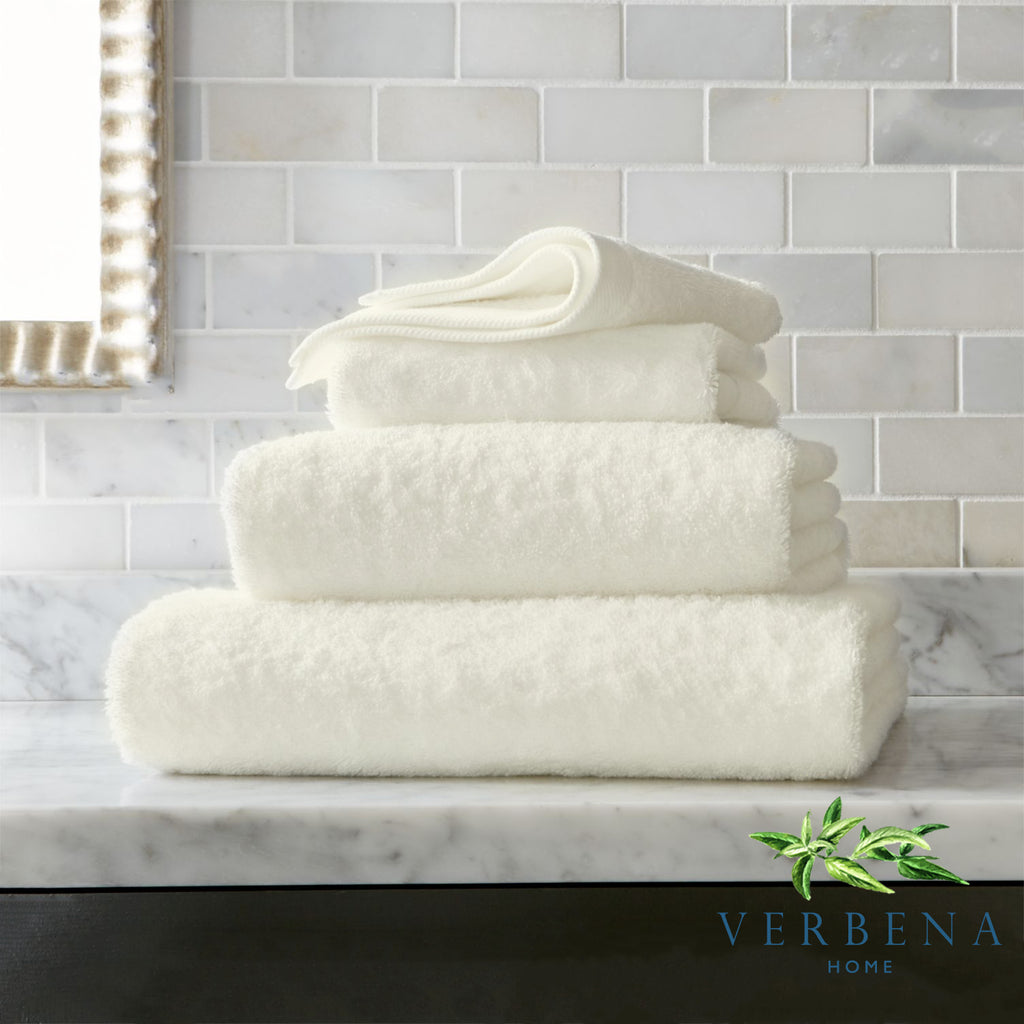 Riviera Towels - Ivory