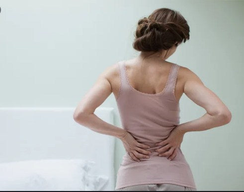 Healing back pain/Spasms |Lower back stiffness cure