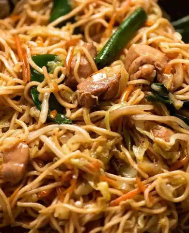 how to make a chow mein ,sortedfactory
