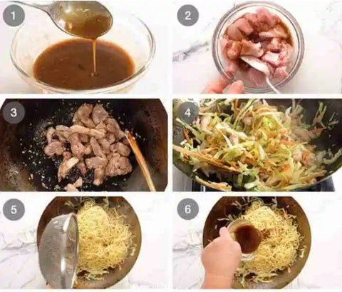 how to make chow mein 11