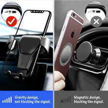Load image into Gallery viewer, Gravity Car Holder for Phone