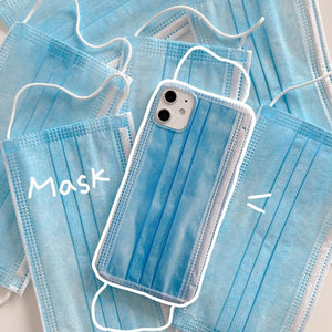 Creative Mask Iphone Case