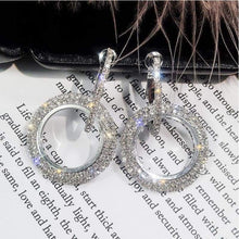 Load image into Gallery viewer, Elegant Crystal Earrings earrings sortedfactory