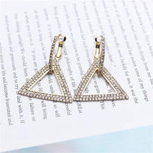 Load image into Gallery viewer, Elegant Crystal Earrings - earrings