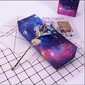 Galaxy Rose flower Gift  1