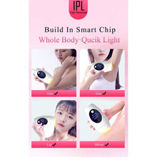Load image into Gallery viewer, IPL Laser Hair Removal Handset - beauty