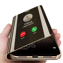 Load image into Gallery viewer, Luxury Smart Mirror Phone Flip Case For Samsung Flagship gadget sortedfactory