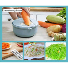 Load image into Gallery viewer, Mandoline Slicer Cutter Chopper and Grater - kitchen