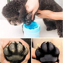 Load image into Gallery viewer, Pet Paw Cleaner - pet