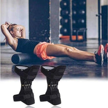 Load image into Gallery viewer, Power Knee Stabilizer Pads Exercise sortedfactory 1 pair