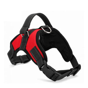 The Last Dog Harness You'll Ever Have To Buy, Guaranteed! pet sortedfactory Red L