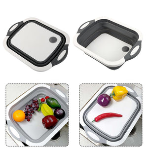 Foldable Multi-Function Chopping Board™ kitchen sortedfactory