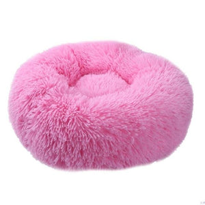 Dog Calming Bed pet sortedfactory Pink S 50 cm