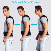 Load image into Gallery viewer, Full Back Posture Corrector