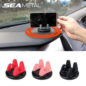 Rotatable Anti Slip Car Phone Holder 360 Degree Stand car holder autos sortedfactory