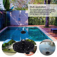 Load image into Gallery viewer, Solar Garden Fountain solar pump sortedfactory