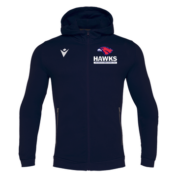Adelaide Hills Hawks Full Zip Hoodie - Cello