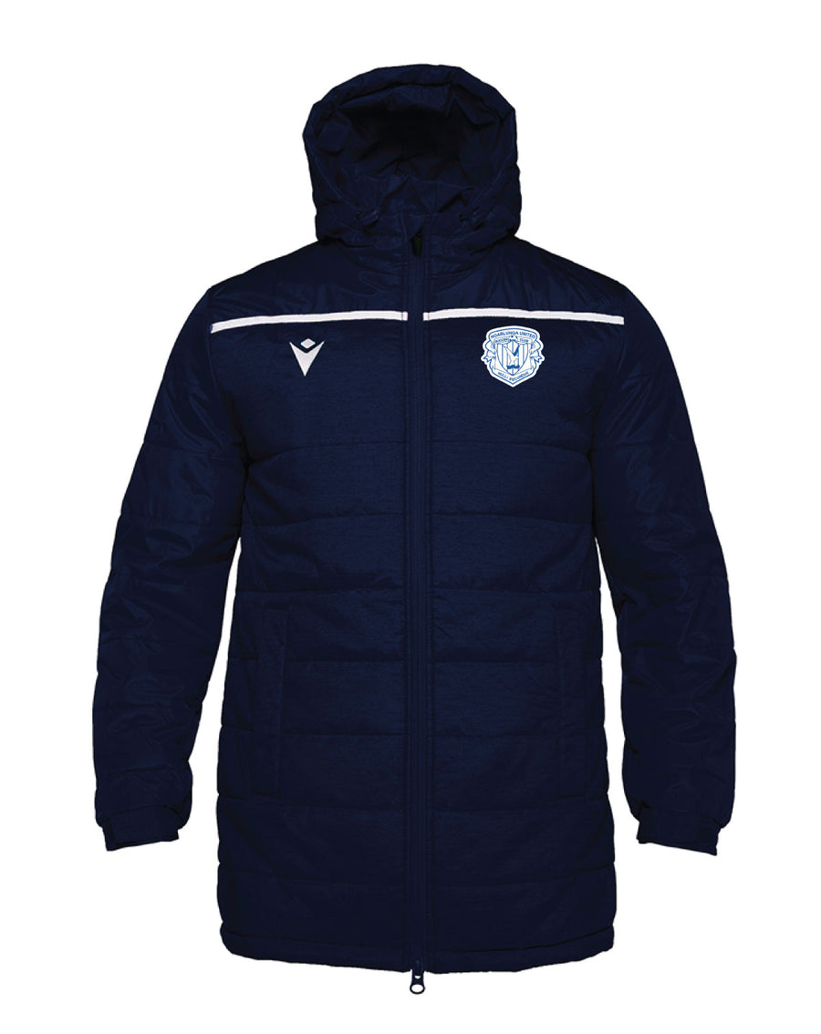 NUSC VANCOUVER PADDED JACKET