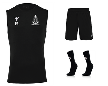 PAC FOOTBALL CLUB - 2021 PRE SEASON PLAYER PACK