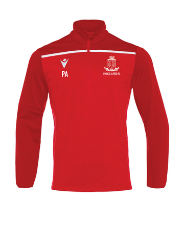 PACFC Players/Community Rhine 1/4 Zip Top