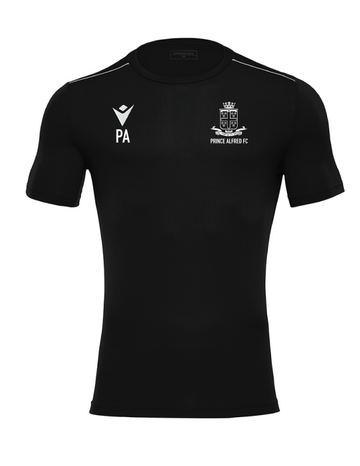 PACFC RIGEL HERO TRAINING SHIRT SS - BLACK