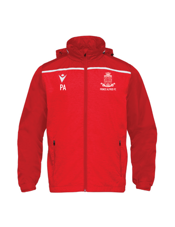 PACFC Players/Community Tully Windbreaker