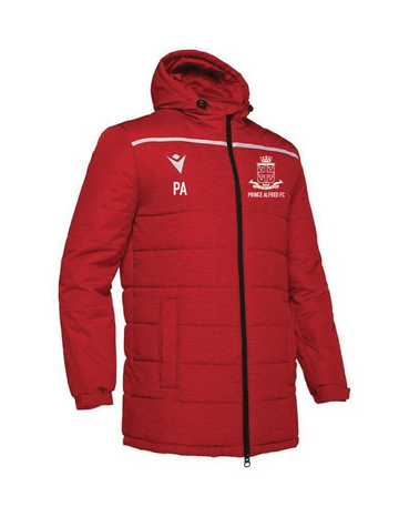 PACFC Players/Community Vancouver Padded Jacket