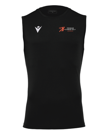 PREMIUM FITNESS SLEEVELESS TOP - KESIL