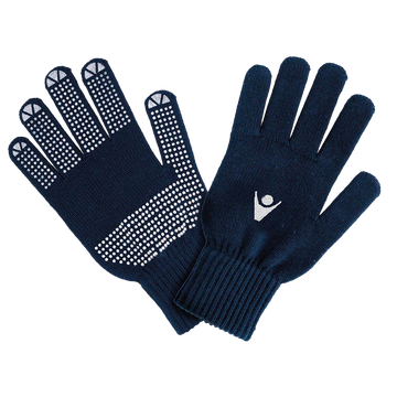 Immanuel Rivet Gloves - Navy