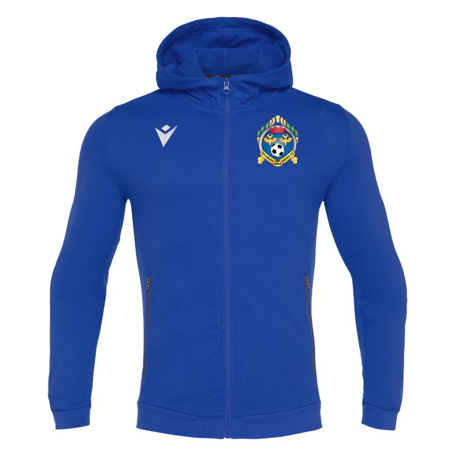 Salisbury United Full Zip Hoodie - Cello