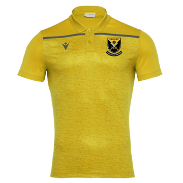 St Pauls Polo NEW - Jumeirah (Yellow)