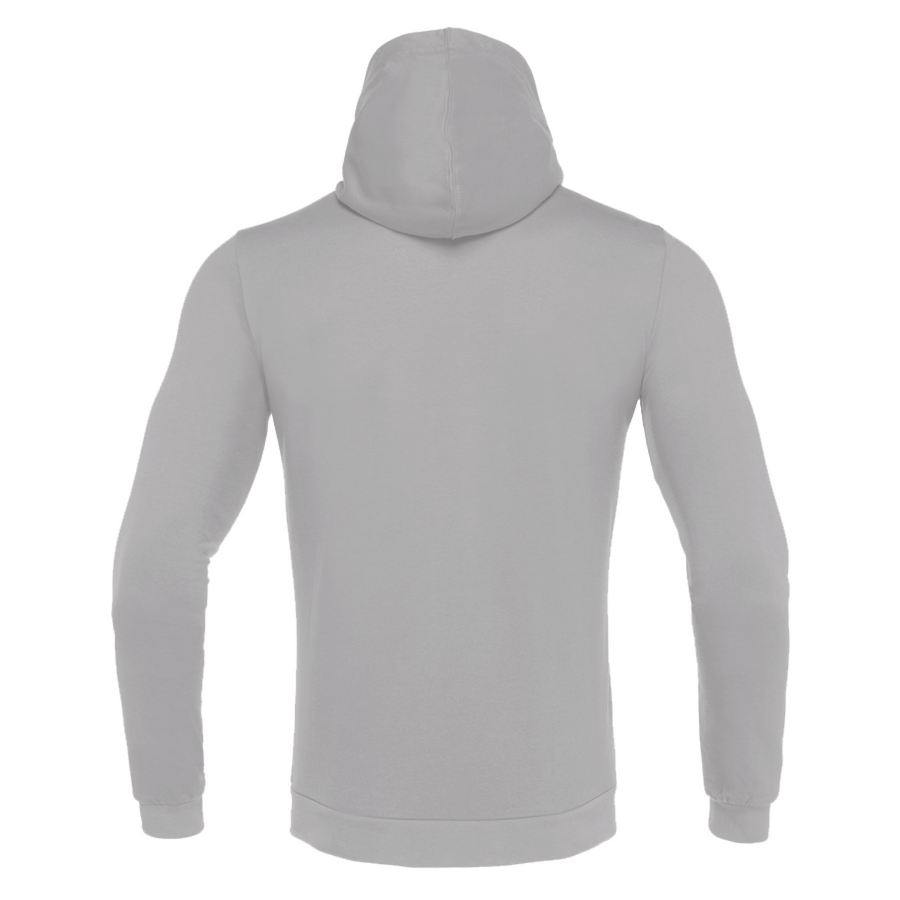 Adelaide Wanderers Full Zip Hoodie - Cello (Grey)