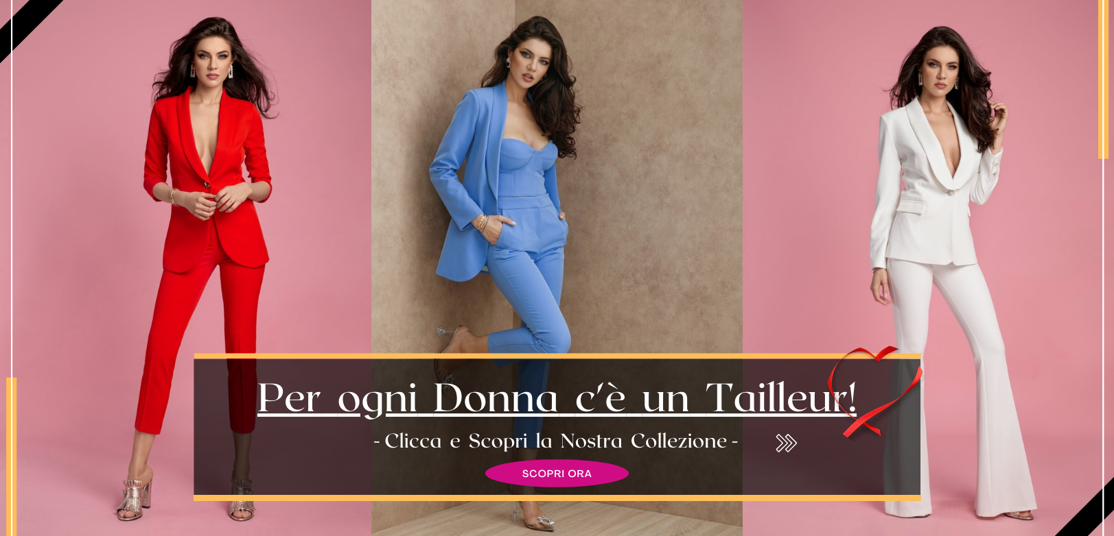 Completo Tailleur