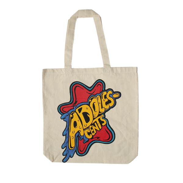 AMOEBA NATURAL TOTE BAG