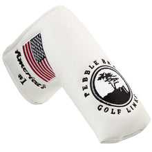 Load image into Gallery viewer, Pebble Beach Scotty Putter Headcover