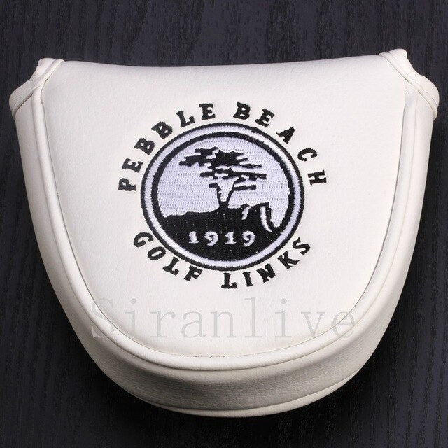 Pebble Beach Scotty Putter Headcover