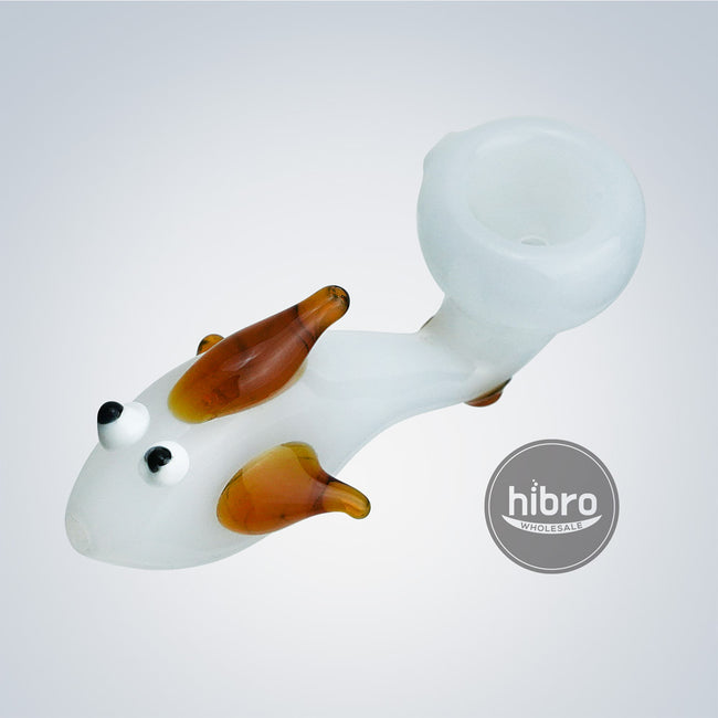 "3"" FISH SPOON PIPE"