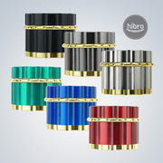 2.2 METAL GRINDER WITH GOLD PCS