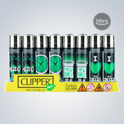 CLIPPER LIGHTER - 48CT