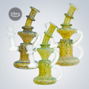 "7.25"" FUME RECYCLER WATER PIPE"