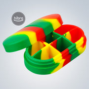 SILICONE CONTAINERS - RASTA