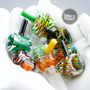 GLASS L GRIP BOWL STEM 14 MALE