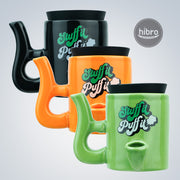 STUFF IT PUFF IT MUG PIPES 3CT