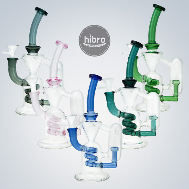 "9"" PUMP RECYCLER WATER PIPE"