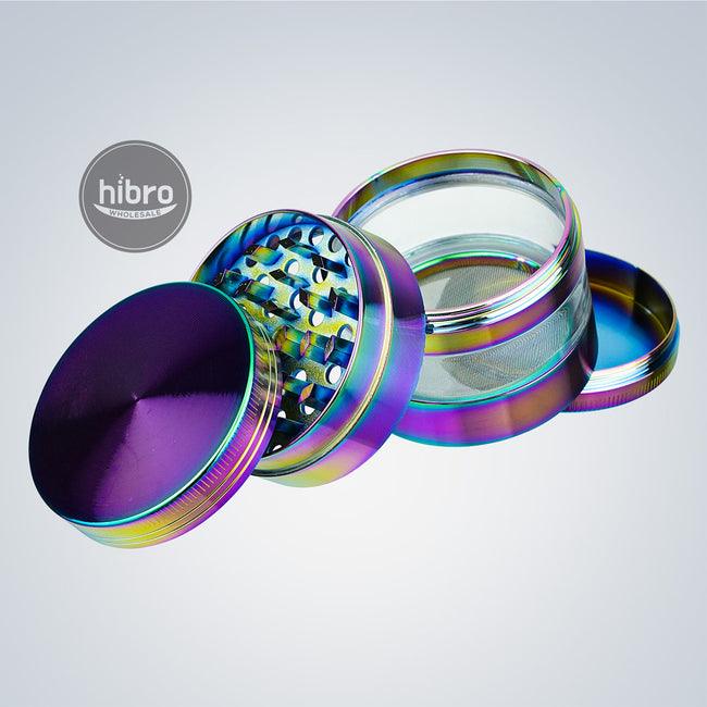 RAINBOW 4PC WINDOW GRINDER - 2.0""