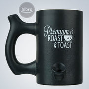 "MUG PIPE 5"" - ROAST & TOAST (MATT BLACK)"
