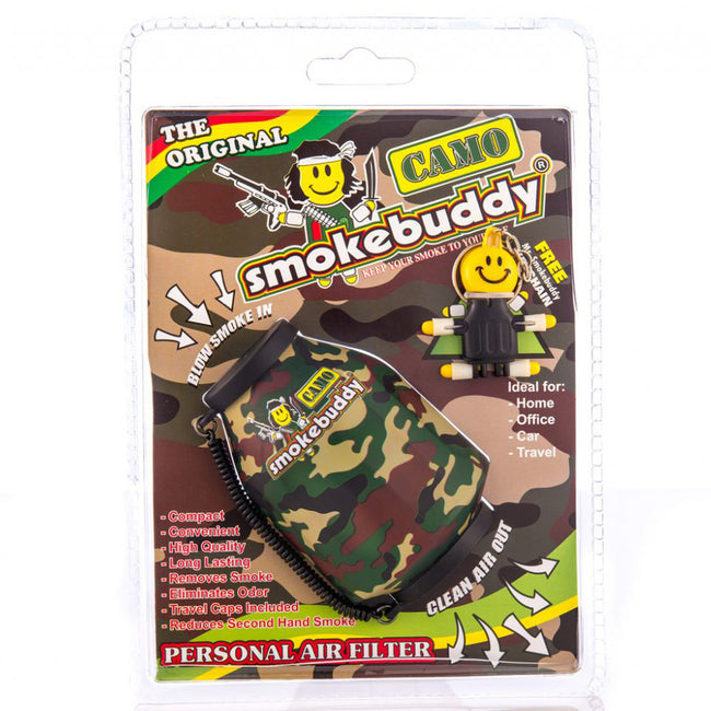SMOKEBUDDY ORIGINAL - CAMO